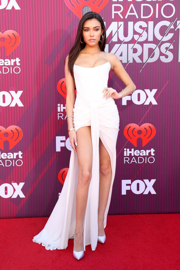 Madison Beer attends the 2019 iHeartRadio Music Awards which broadcasted live on FOX at Microsoft Theater on March 14, 2019 in Los Angeles, California. (Photo by Rich Polk/Getty Images for iHeartMedia)