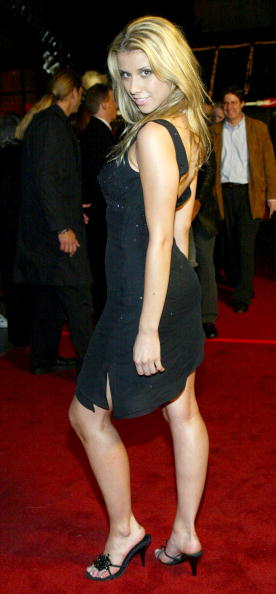 Actor and singer Melissa Schuman had claimed that Carter had raped her in 2003 (Getty Images)