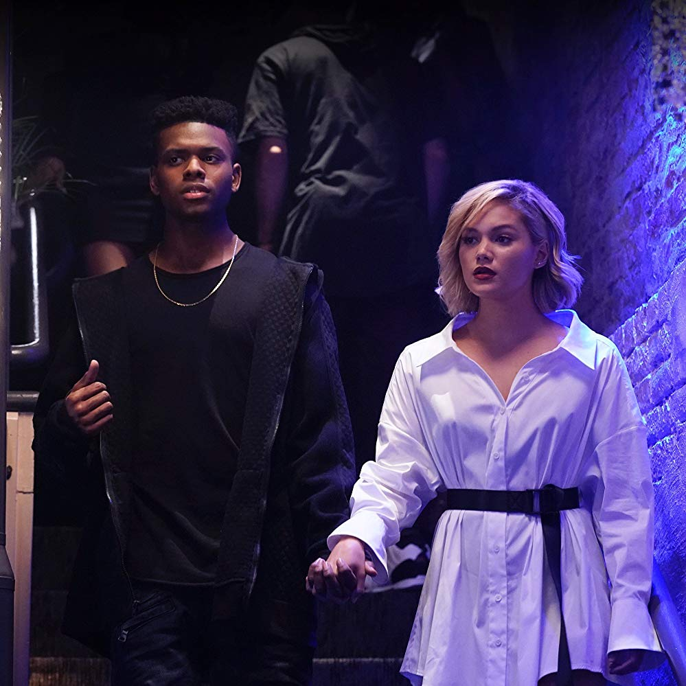 A still of Tyrone and Tandy in season 2 of 'Cloak and Dagger'. (Source: Freeform)