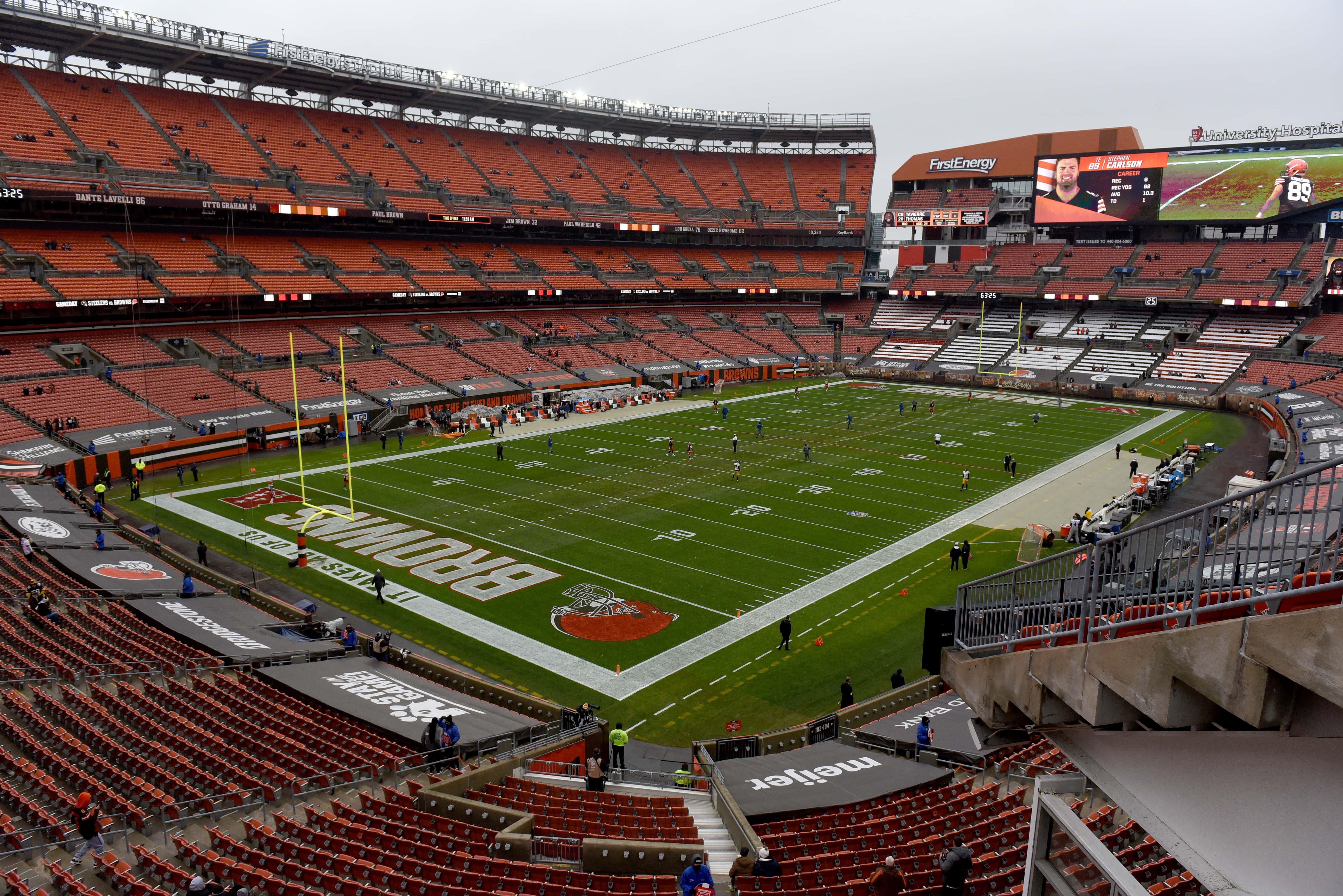 Christmas At Firstenergy Stadium 2021 2021 Nfl Draft Date Location Time How To Live Stream Schedule And All You Need To Know About The Annual Tradition Meaww