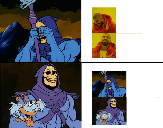 Netflix S Masters Of The Universe Revelation Should Keep The Hilarity Of The Original He Man Cartoon But Some Maturity Wouldn T Go Amiss Meaww Bisexual skeletor is best skeletor. hilarity of the original he man cartoon