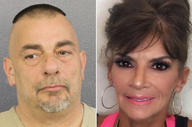 Joseph Edward Traeger and Jeneen Ann Catanzaro (Broward County Sheriff's Office/Sunrise Police)