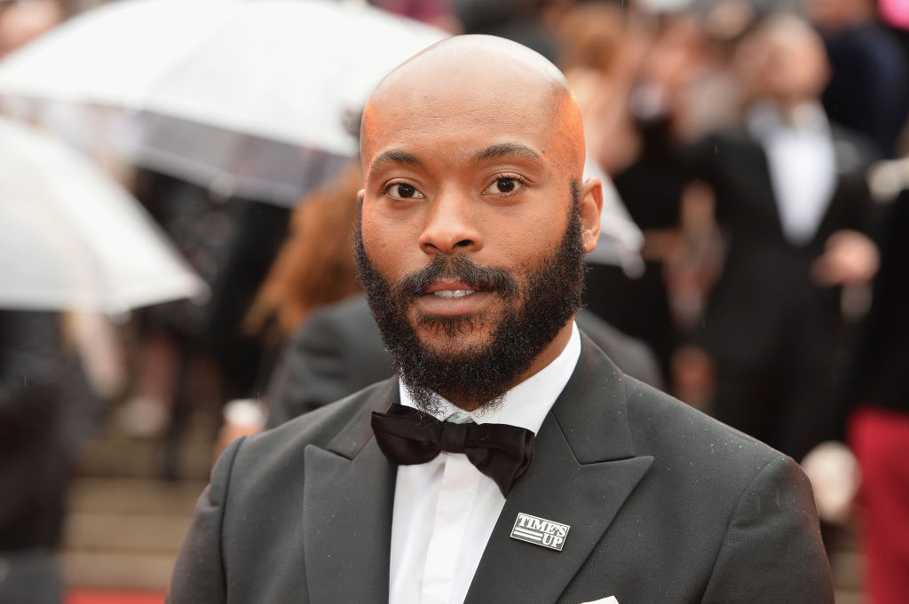 Arinze Kene attends The Olivier Awards at Royal Albert Hall in London (Photo by Jeff Spicer/Getty Images).