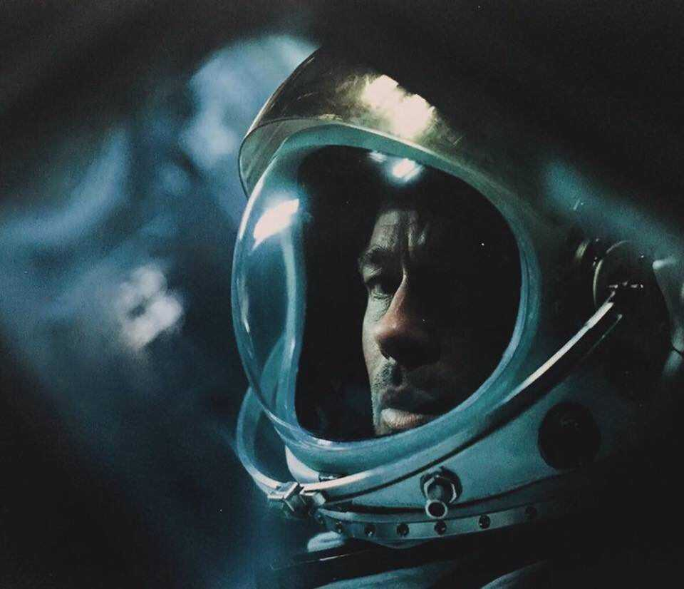 Brad Pitt in 'Ad Astra' (Source: IMDb)