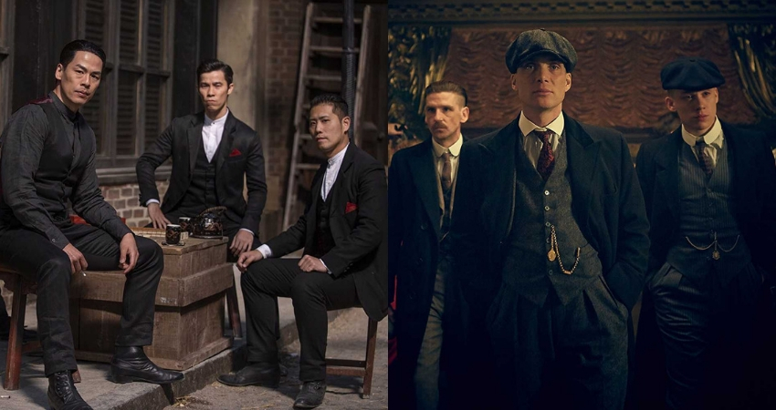 'Warrior' might soon become a cult classic as 'Peaky Blinders'. (IMDb)