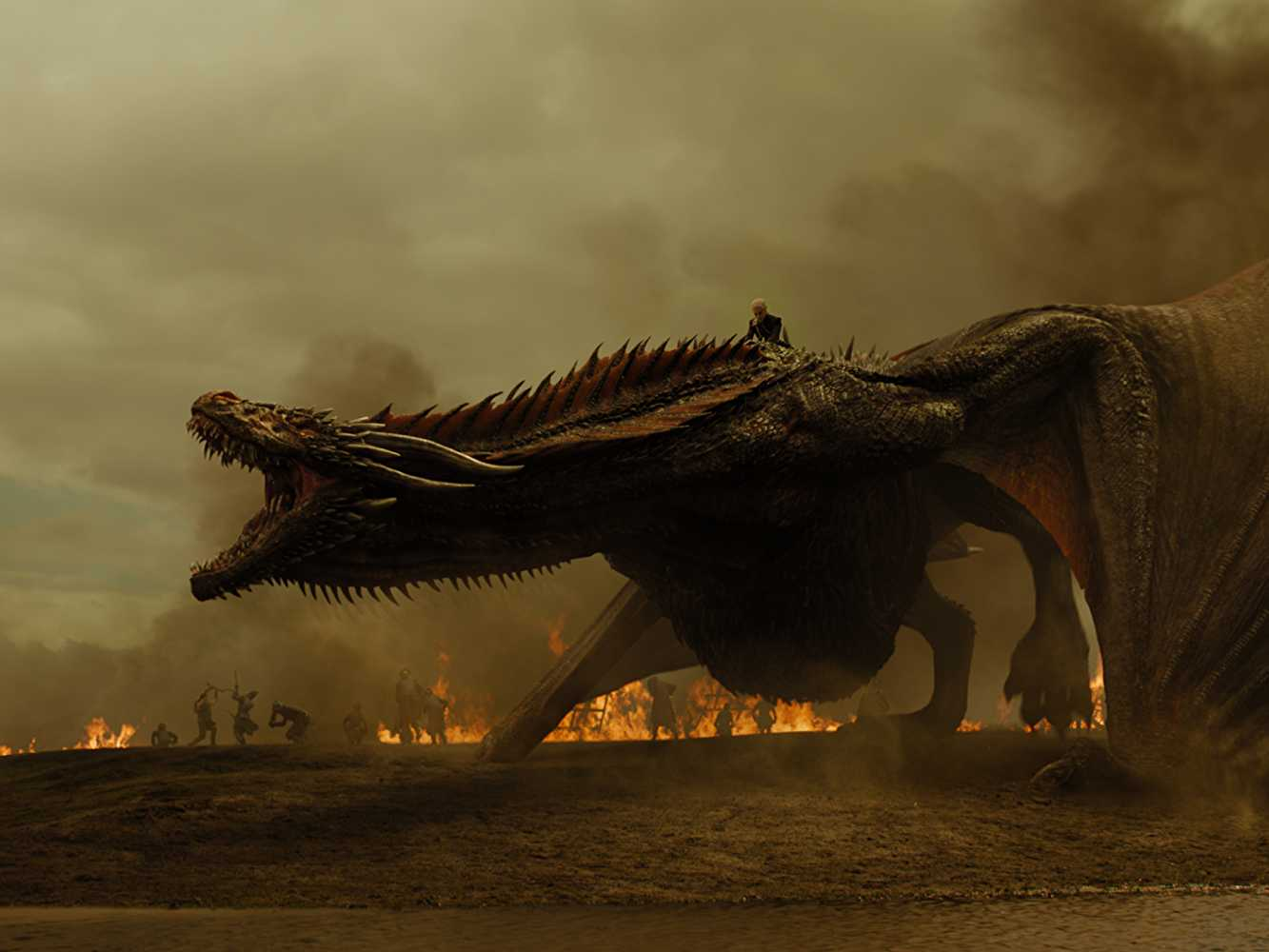 Dragons may face more limitations in the upcoming battle in 'Game of Thrones' (Source: IMDB)