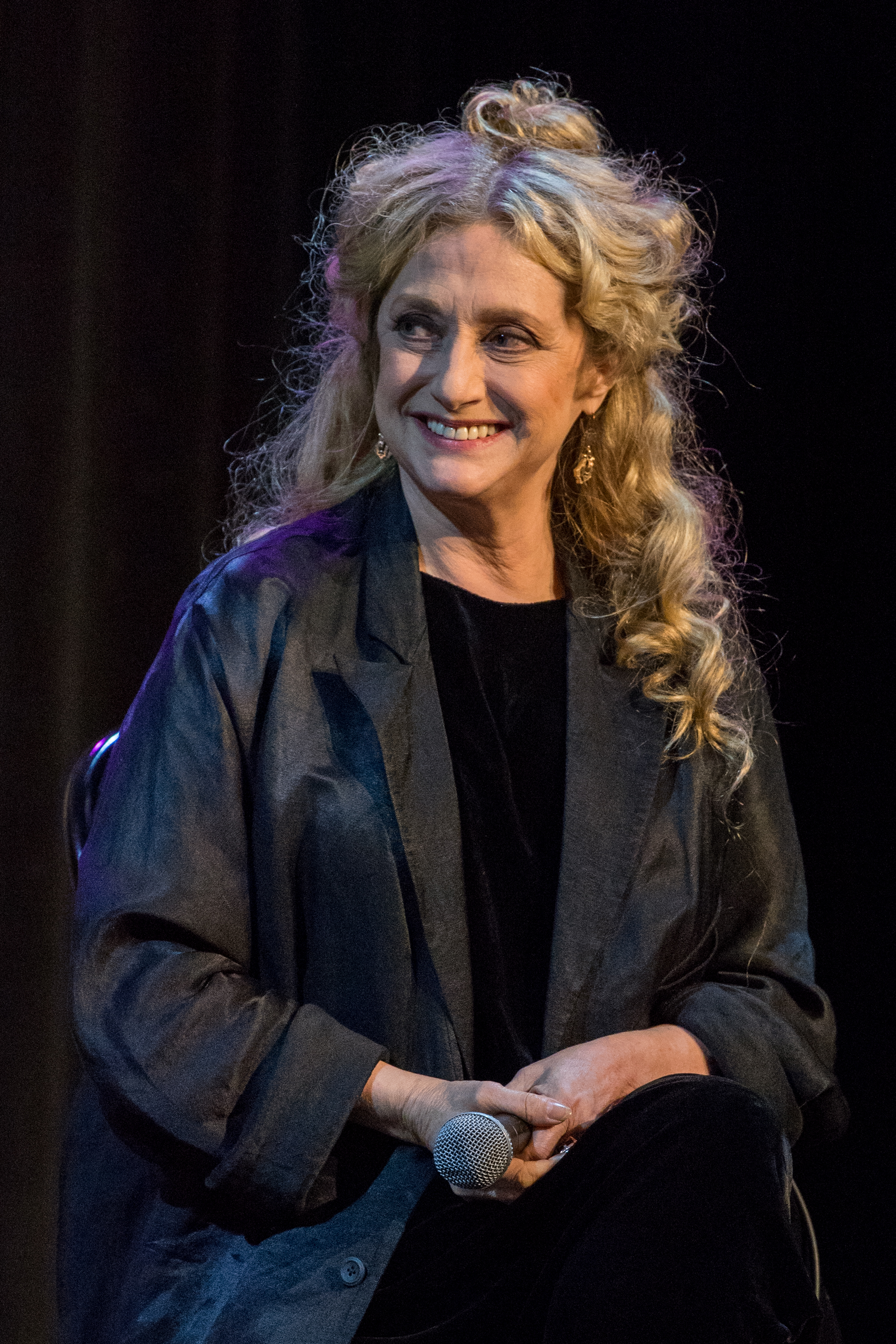 Carol Kane who has been working in Hollywood for over five decades, talks about how significant #MeToo is to her, specifically considering how it has destigmatized talking about abuse (Getty Images)