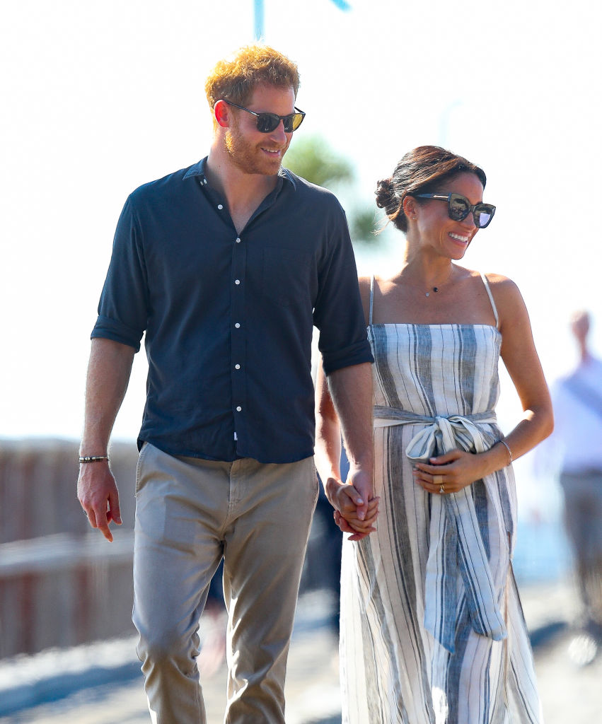 The Duke of Sussex has rumoredly changed amid his rumored feud with his brother, Prince William, and their wives, Meghan Markle and Kate Middleton. (Source: Getty Images)