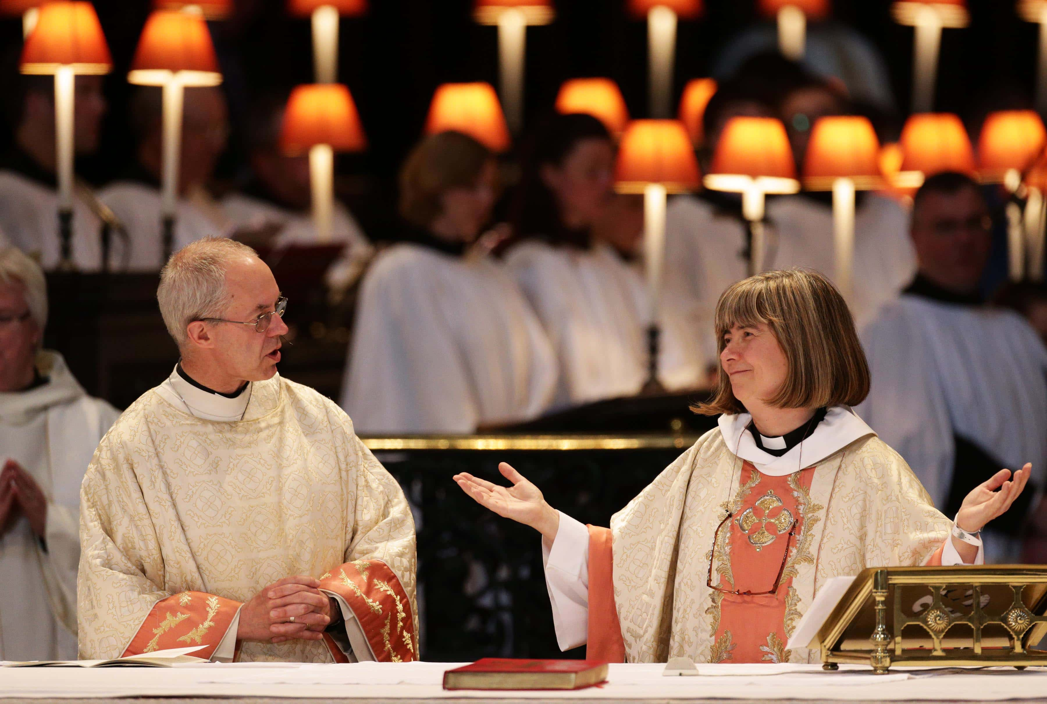 First Openly Gay Episcopal Bishop, Whose Election Caused A Stir, To Divorce