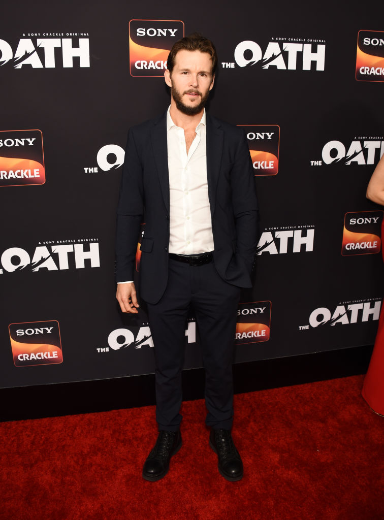 Ryan Kwanten arrives at Sony Crackle's 'The Oath' Season 2 exclusive screening event at Paloma on February 20, 2019 in Los Angeles, California. (Photo by Amanda Edwards/Getty Images)