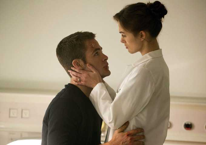 Chris Pine's 'Jack Ryan' was more of a homeboy. (IMDb)