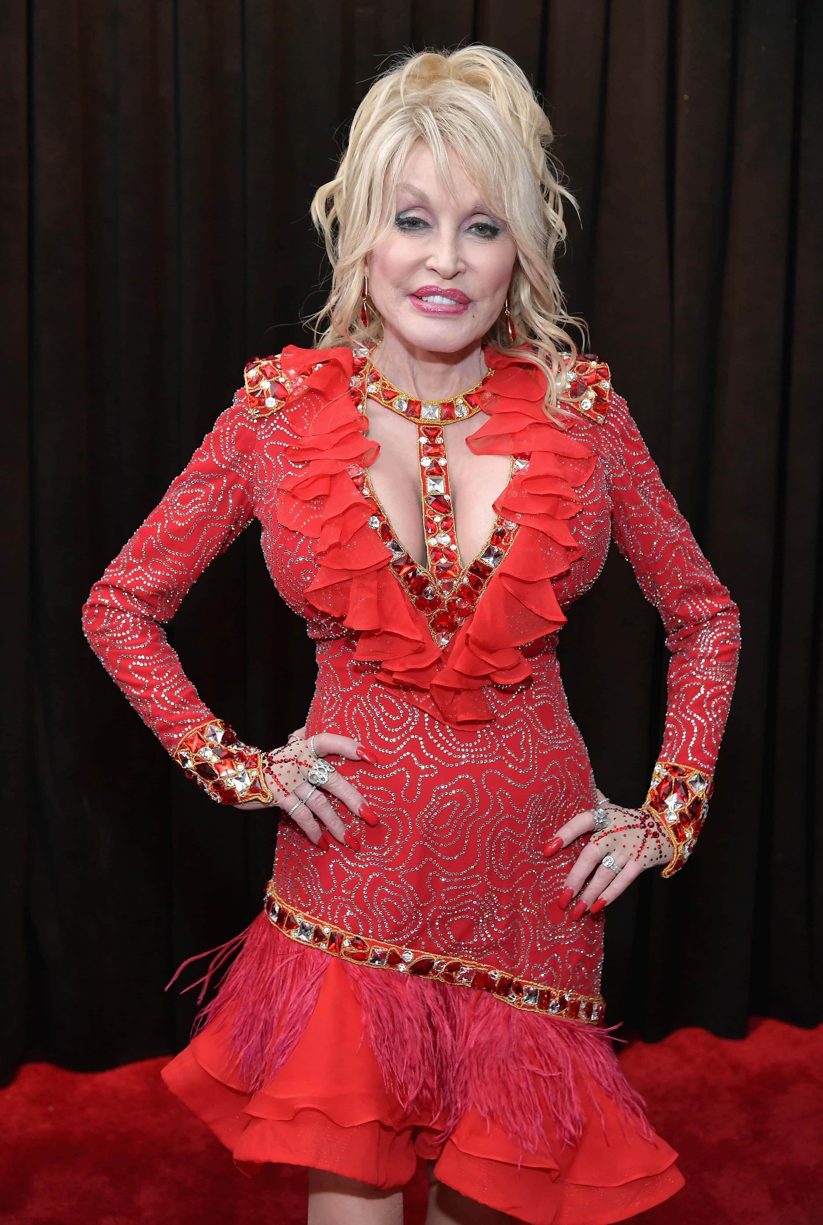 Dolly Parton's Heartstrings': Netflix anthology series