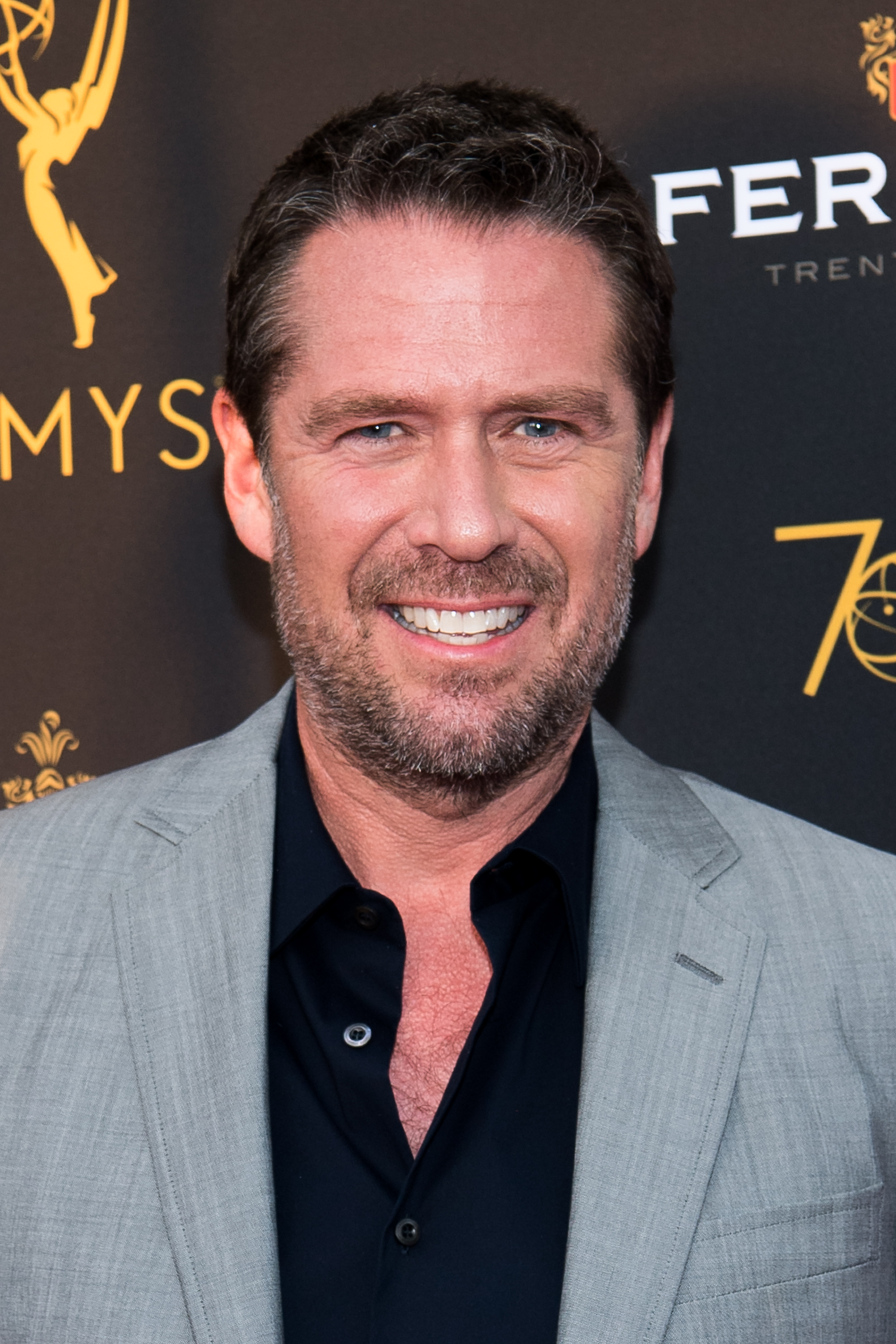 Actor Alexis Denisof attends the Television Academy's Performers Peer Group Celebration at NeueHouse Hollywood on August 20, 2018 in Los Angeles, California.