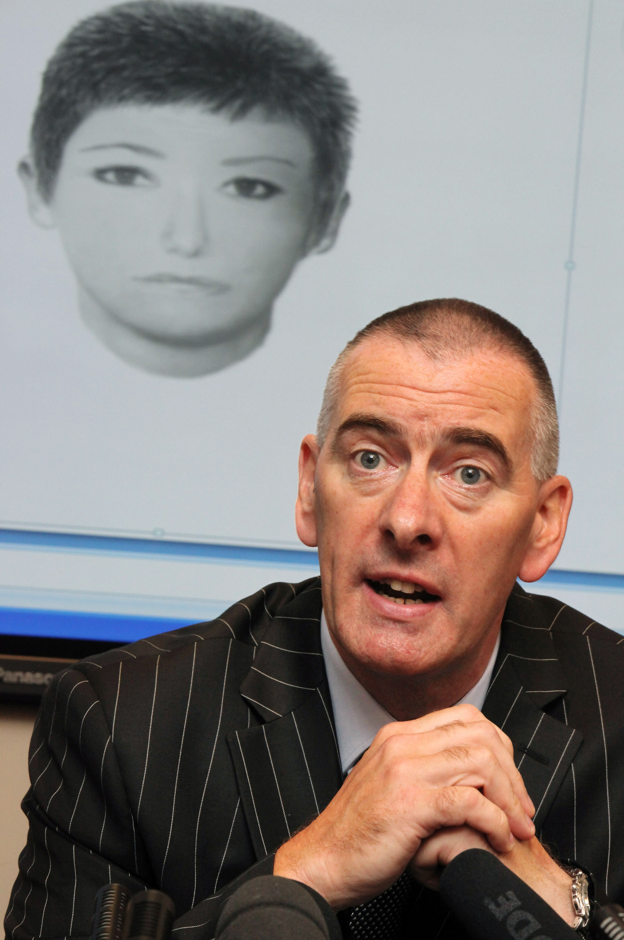 David Edgar says he believes that McCann is still alive (Source: Getty Images)