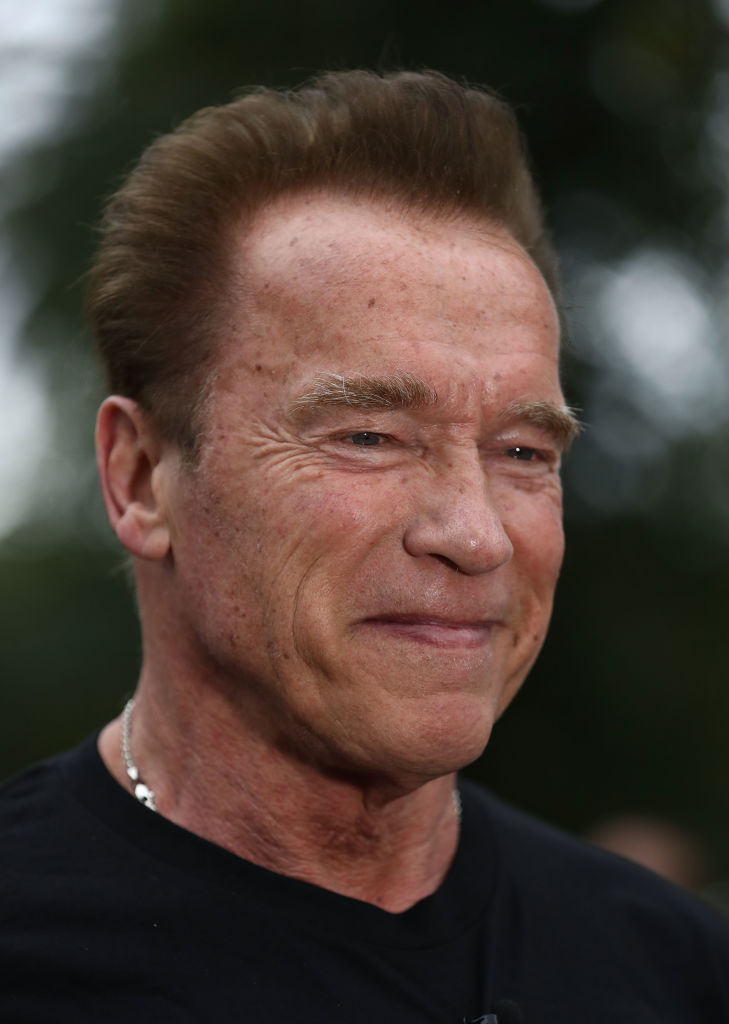 Arnold Schwarzenegger ready to come back in Terminator 6 (Source: Getty Images)