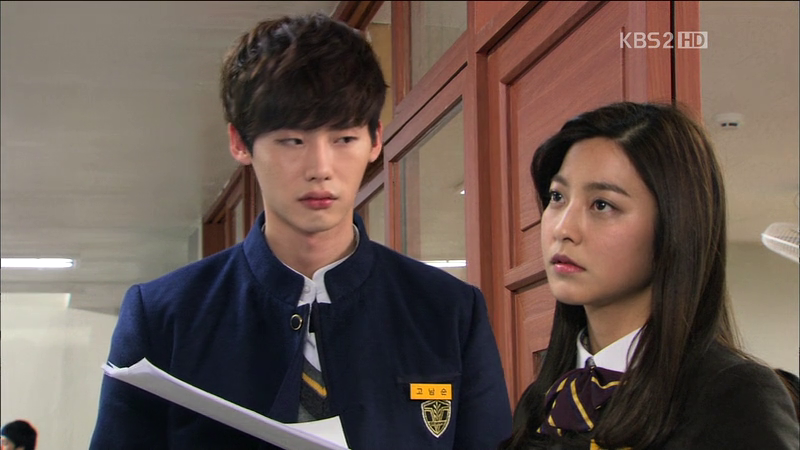 A still from the drama 'School' (Source: KBS)