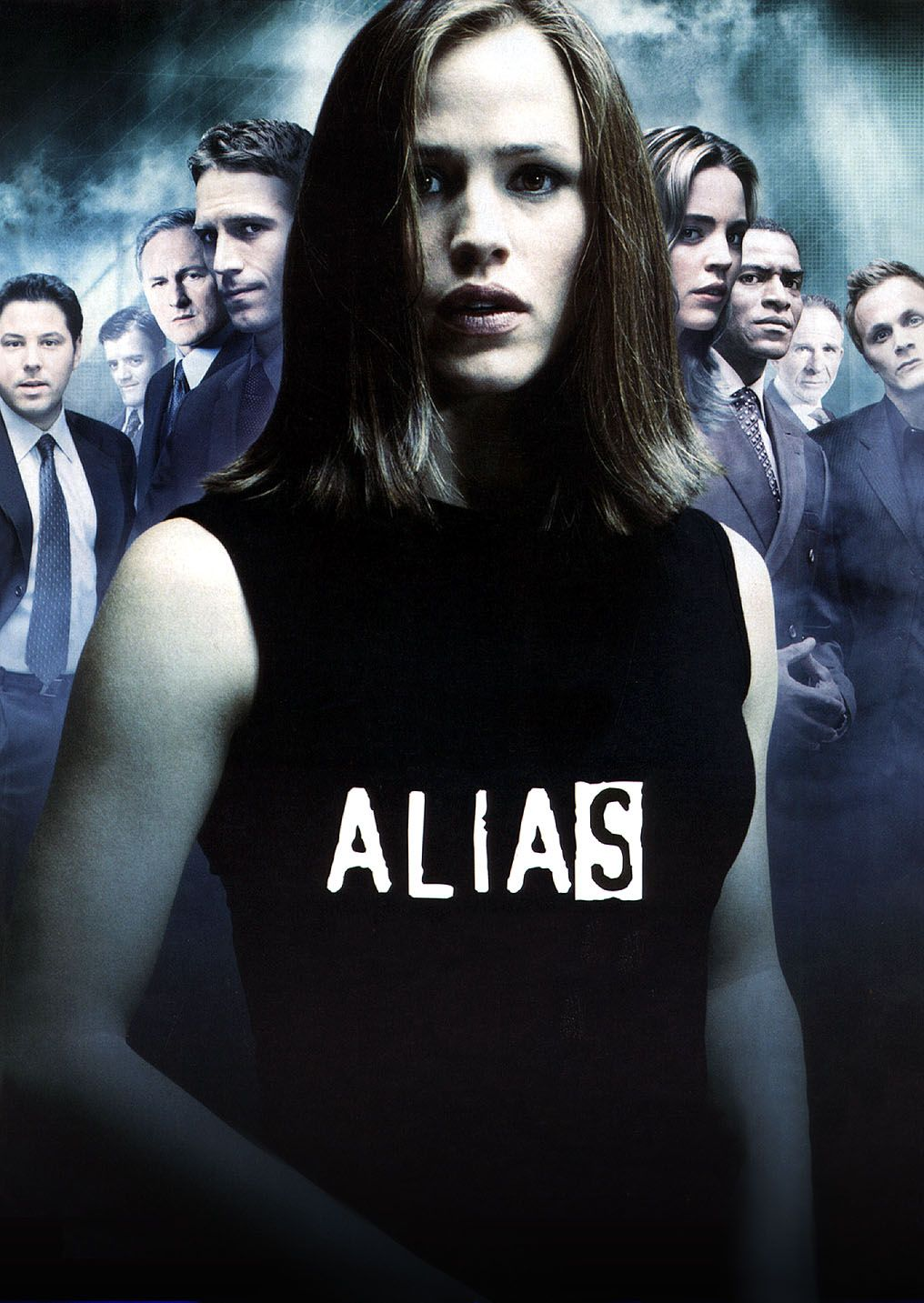 Jennifer Garner as Sydney Bristow in 'Alias' (ABC)