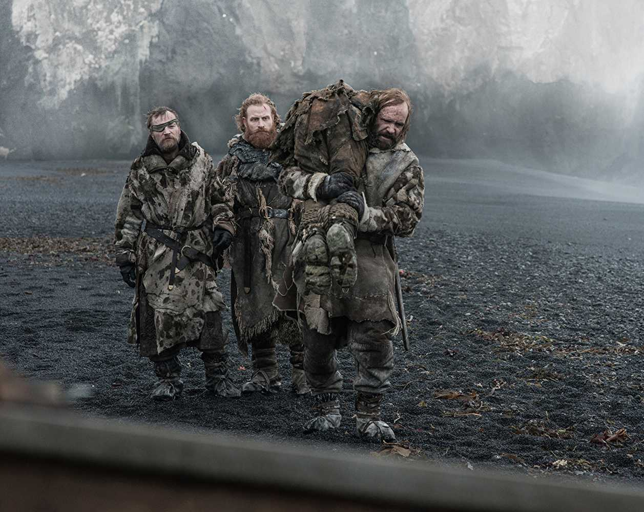 Clegane is now a part of a group which consists of bastards, imps, and everything that is broken. (IMDb)