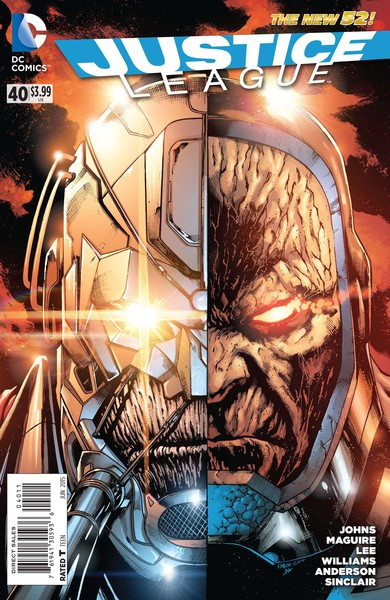 Darkseid in New 52 comics. (Source: DC Comics)