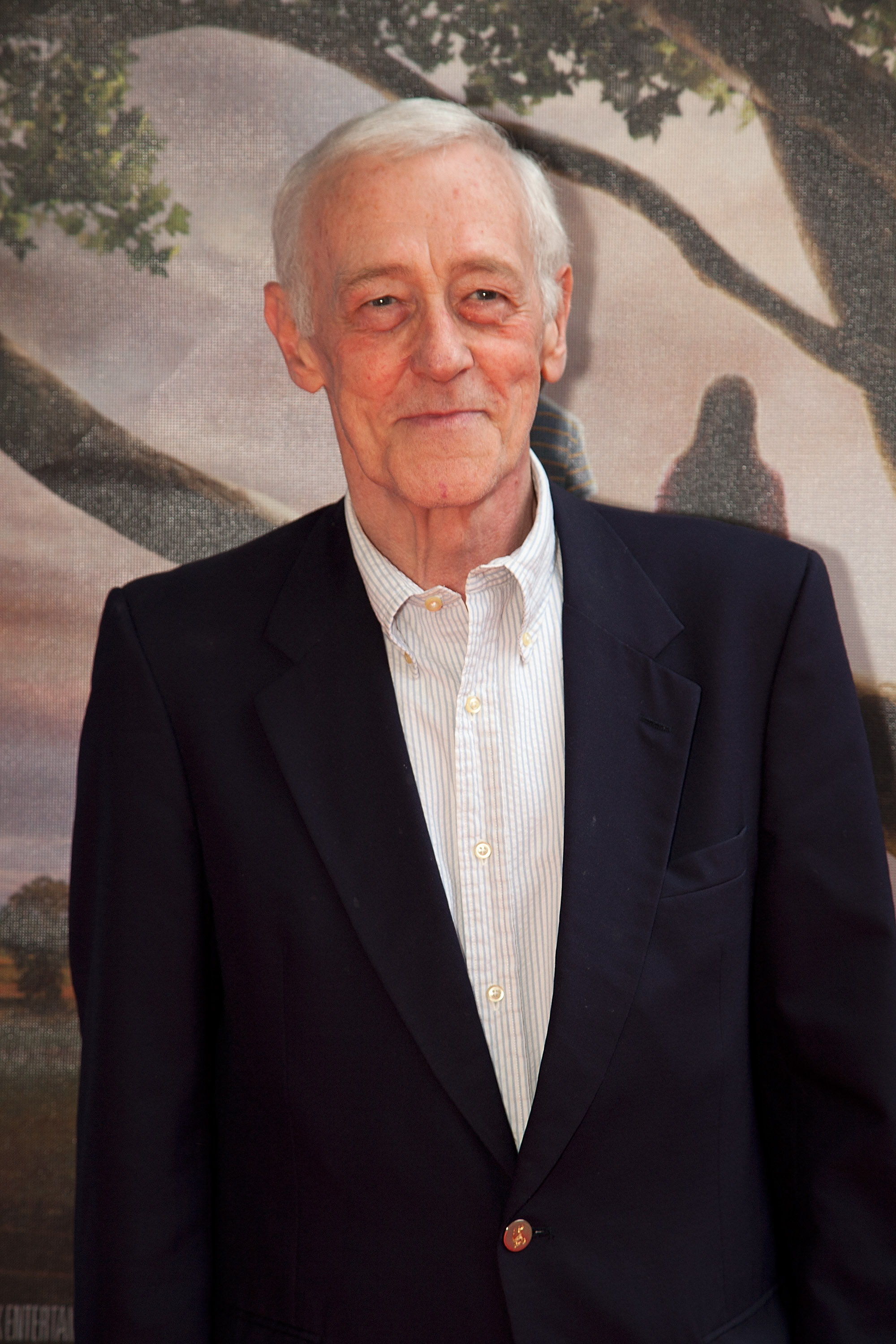 John Mahoney attends the premiere of 'Flipped' at the Hilbert Circle Theatre on August 2, 2010 in Indianapolis, Indiana.