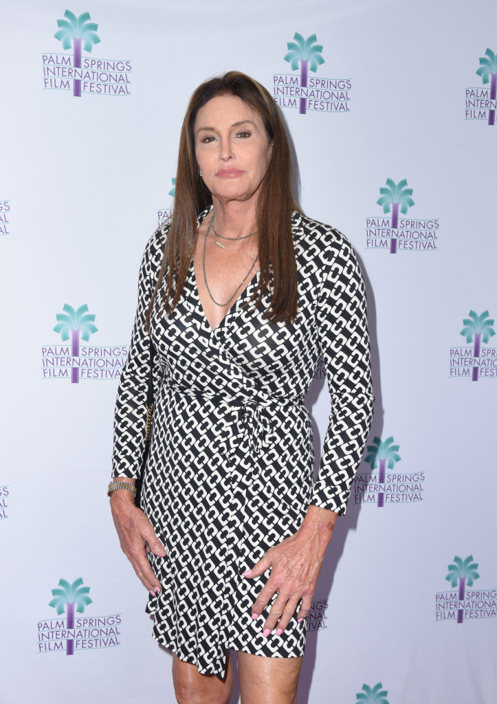 Caitlyn Jenner attends the 30th Annual Palm Springs International Film Festival on January 11, 2019, in Palm Springs, California. (Photo by Vivien Killilea/Getty Images)