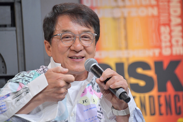 Anthony Wong lashed out at Jackie Chan for categorizing Hong Kong films as Chinese films. (Getty Images)