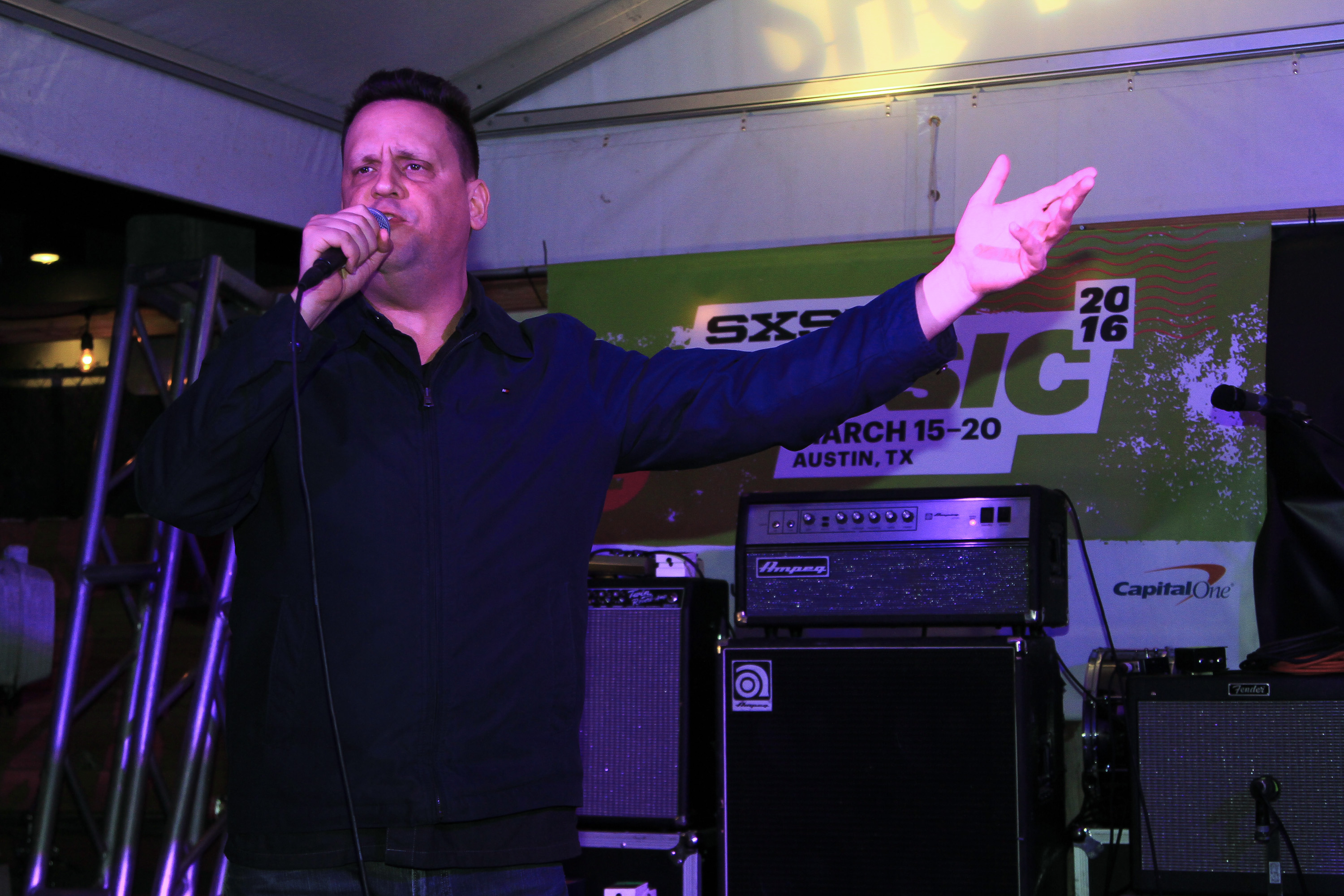 Mark Kozelek of Sun Kil Moon (Photo by Rahav Segev/Getty Images)