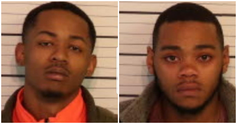 Tylan (left) and Brandon (right) McCray are scheduled to appear in court on December 26 (Source: Memphis Police Department)