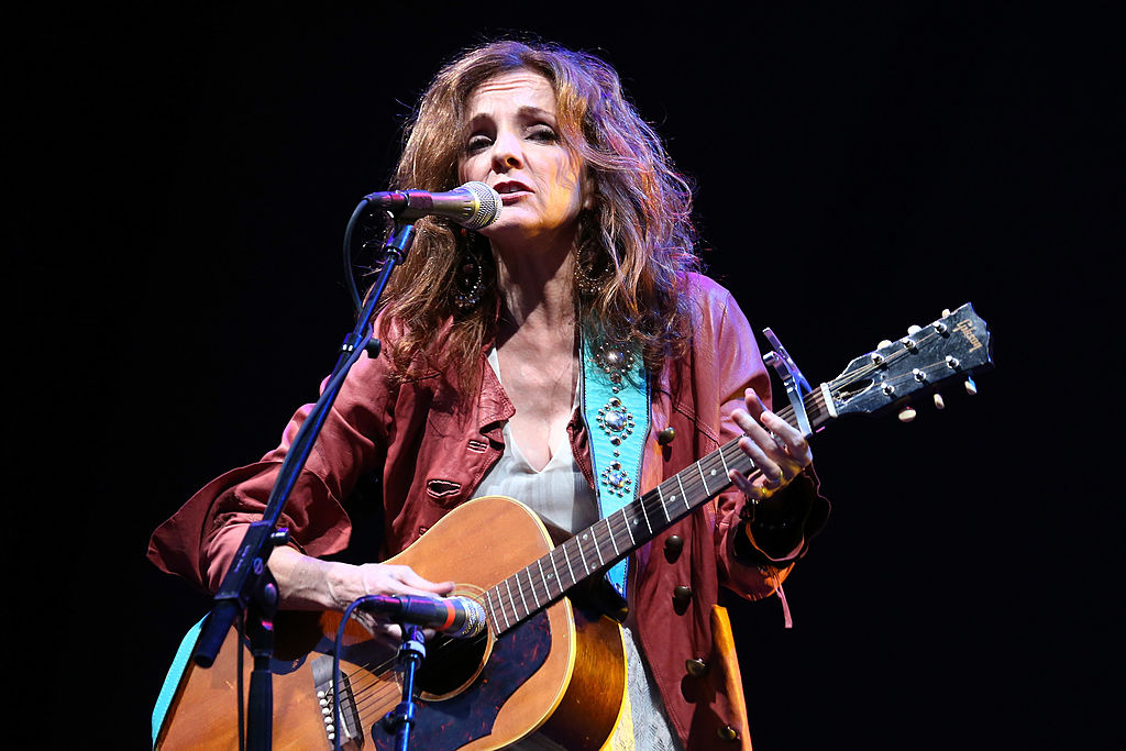 Patty Griffin performs on stage during The Celebrate Brooklyn! Gala and opening night concert at Prospect Park Bandshell on June 5, 2013, in New York City. (Photo by Neilson Barnard/Getty Images)
