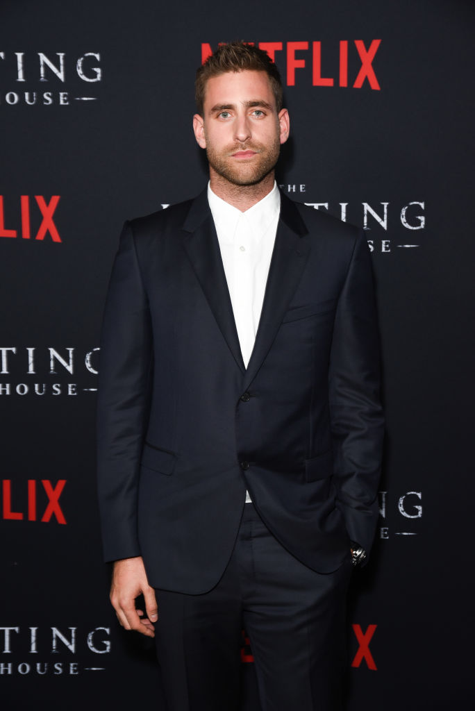 Oliver Jackson-Cohen attends Netflix's 'The Haunting Of Hill House' Season 1 Premiere - Arrivals at ArcLight Hollywood on October 8, 2018 in Hollywood, California. (Photo by Presley Ann/Getty Images)