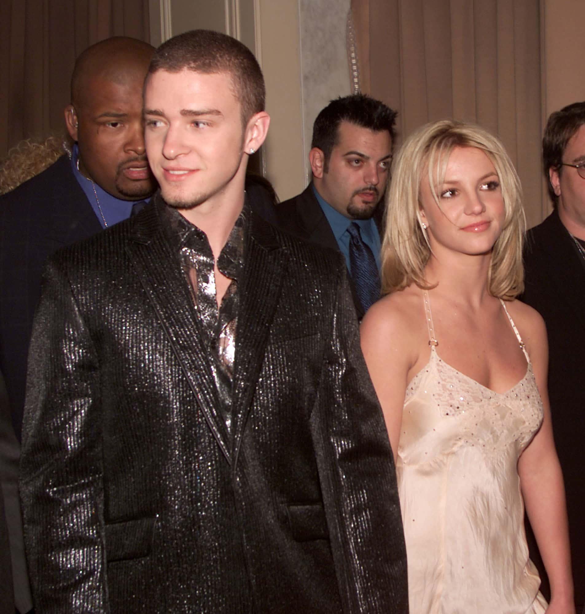 Britney Spears Calls Justin Timberlake a Genius, Says