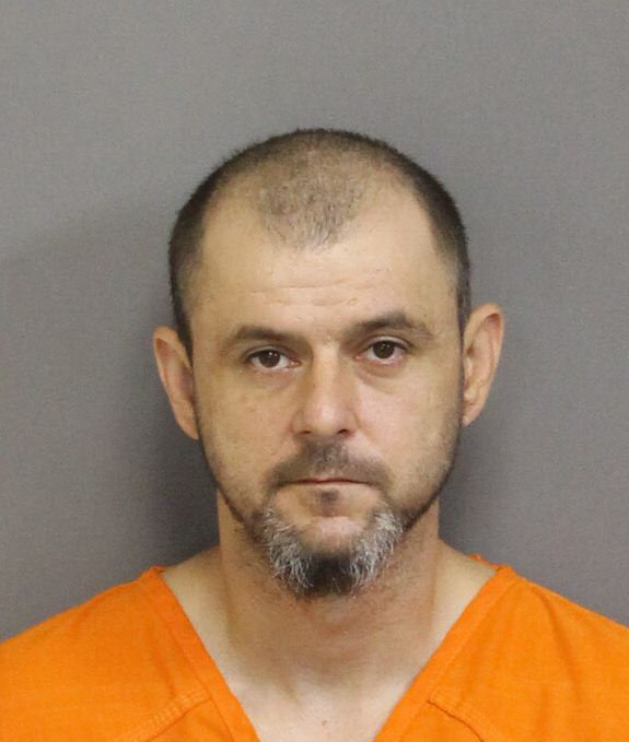 James Travis Brown is already incarcerated on unrelated charges (Source: Laurens County Sheriff's Department)