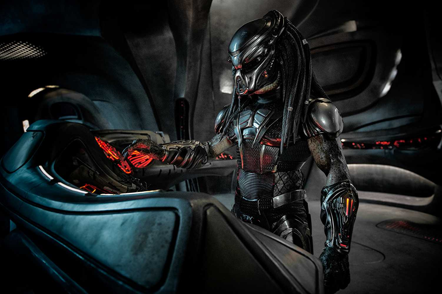 The latest trailer for 'The Predator' gives audiences an idea of what to expect (Source: IMDb)