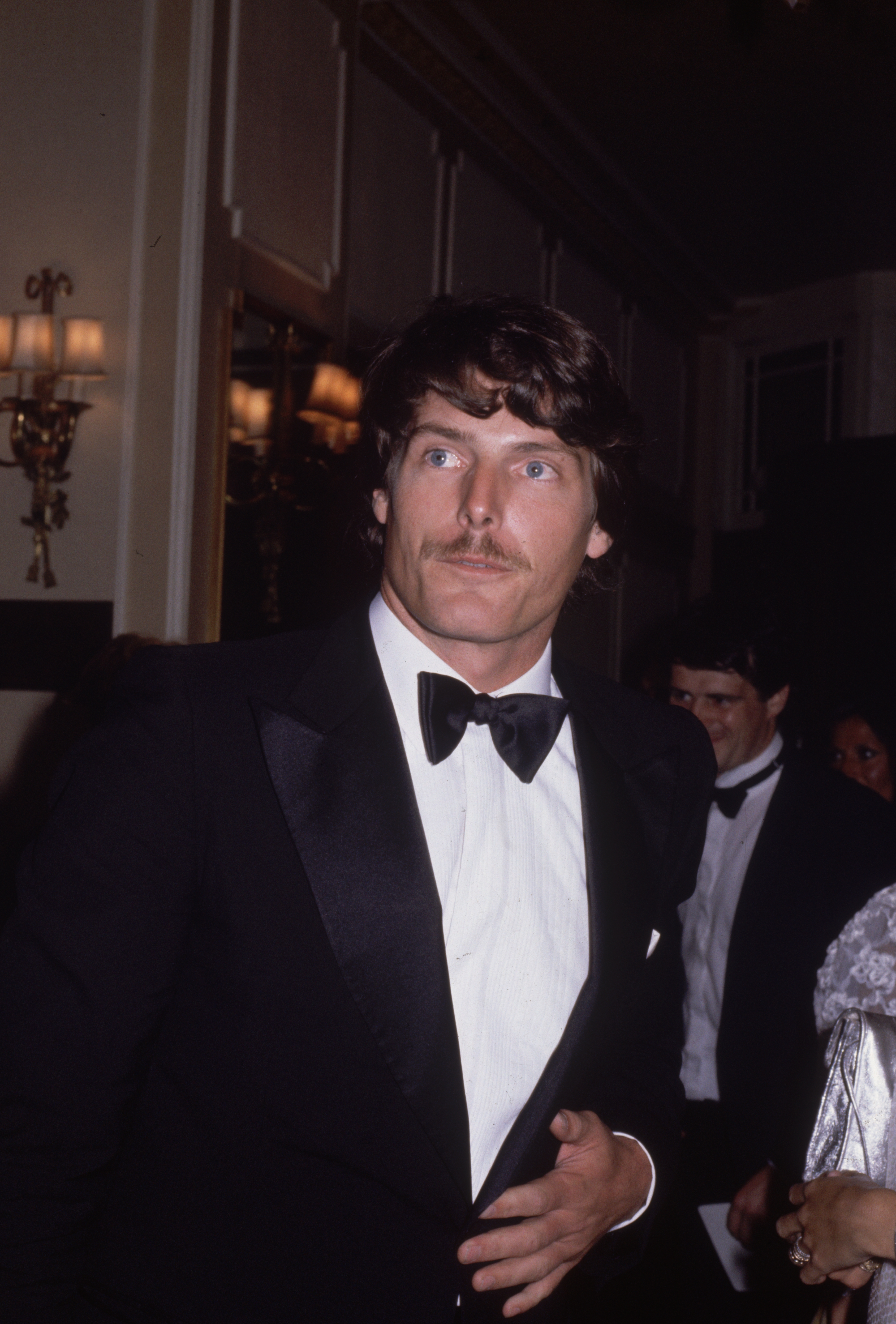 Caitlyn Jenner revealed sometime in the last year that she auditioned for the role of Superman, but unfortunately lost out the part to the 1978 film's eventual heartthrob Christopher Reeve. (Source: Getty Images)
