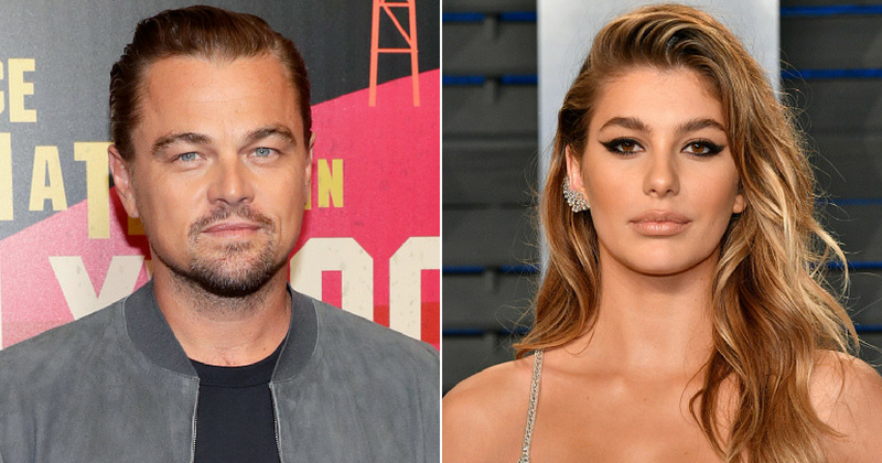 Leonardo DiCaprio and Camila Morrone are talking engagement (Getty)