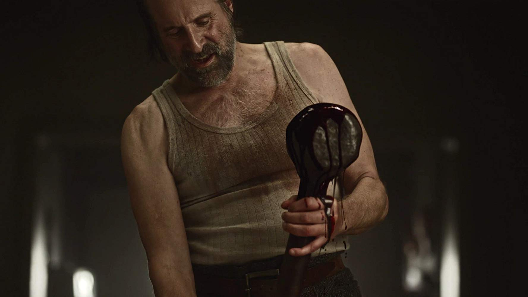 Peter Stormare as Czernobog in 'American Gods'. (Source: IMDB)