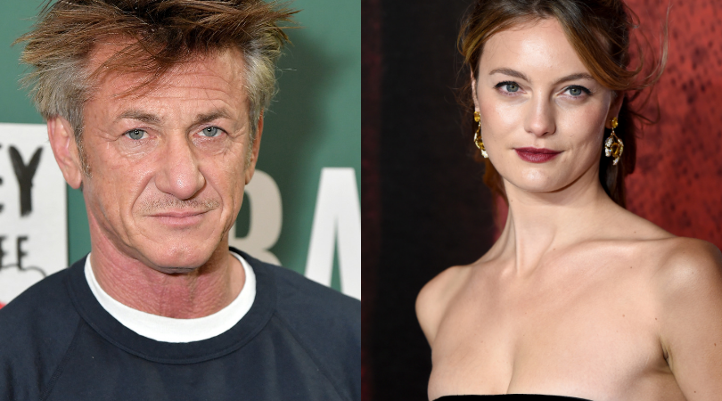 Sean Penn and Leila George have a 32 year age gap between them (Getty Images)