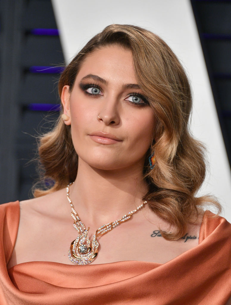 Paris Jackson says that it isn't her role to defend her late father Michael Jackson from the sexual abuse accusations (Source: Getty Images)