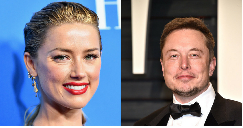 The SpaceX founder and the 'Justice League' actress called it quits twice. (Getty Images)
