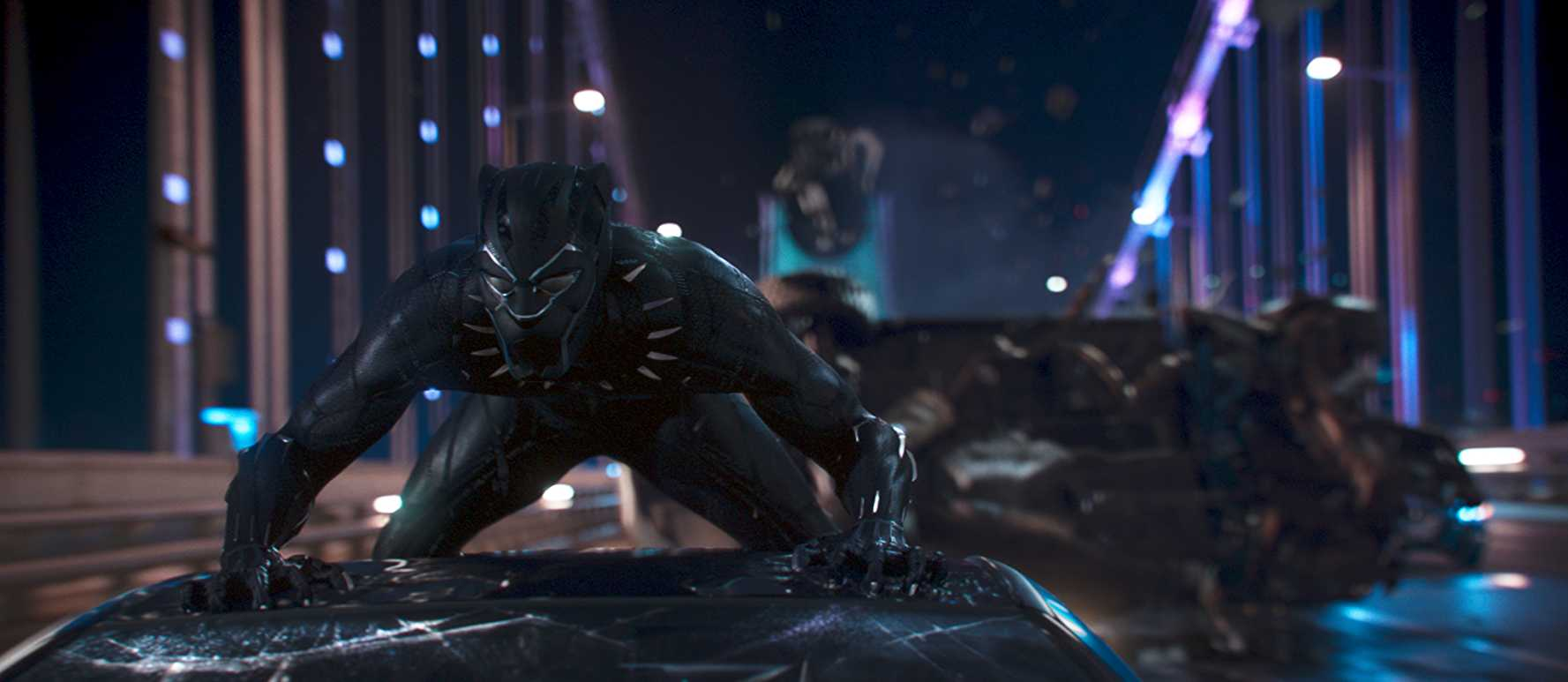 'Black Panther' could easily get an entry into this year's Oscars without the category. (IMDb)