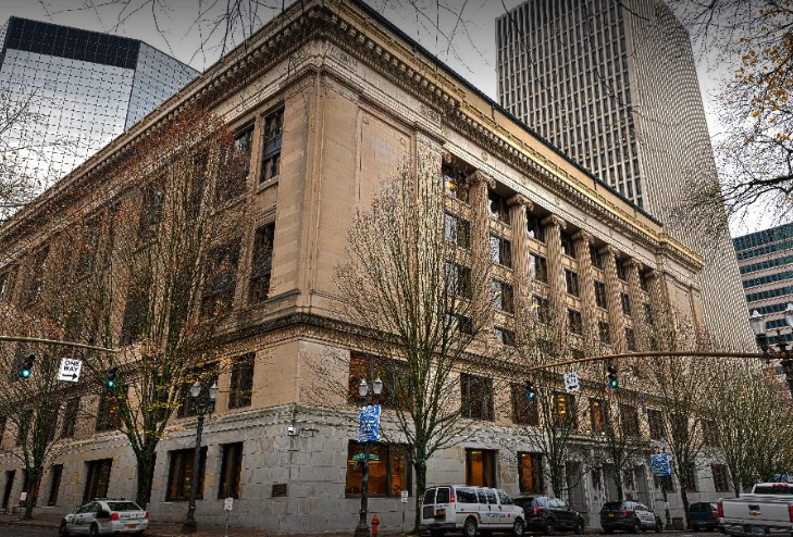 The lawsuit has been filed at the Multnomah County Circuit Court (Source: Google Maps)