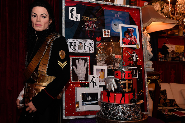Michael Jackson's statues to remain at Madame Tussauds Museum amidst 'Leaving Neverland' controversy (Source: Getty Images)