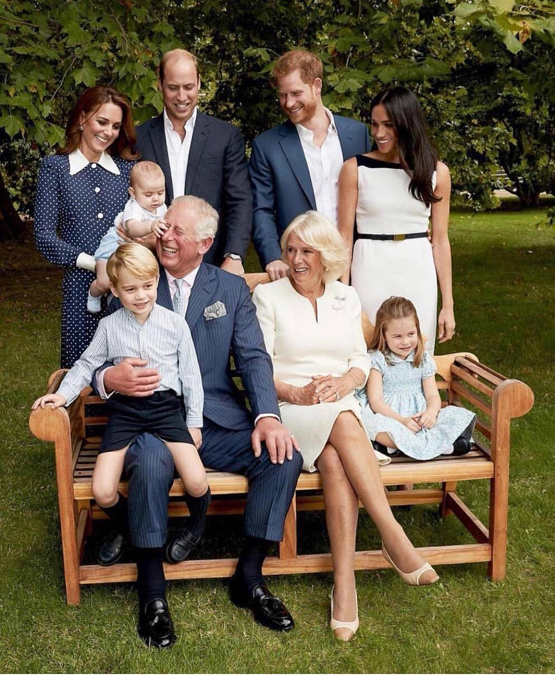 The rumors about this rift seemingly started taking shape when the palace confirmed that Prince Harry and Meghan would be moving to Frogmore cottage on the Windsor estate as the soon-to-be parents prepare to welcome their child. (Source: Getty Images)
