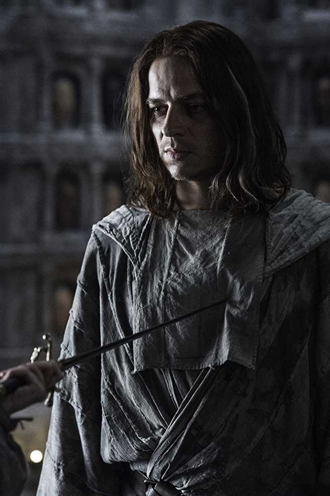 Tom Wlaschiha as Jaquen H'ghar in HBO's 'Game of Thrones' (Source: IMDB)