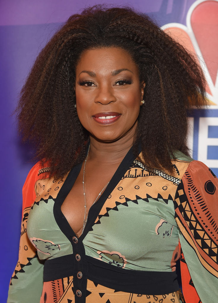 Lorraine Toussaint attends NBC's New York Mid Season Press Junket at Four Seasons Hotel New York on January 24, 2019 in New York City. (Photo by Jamie McCarthy/Getty Images,)