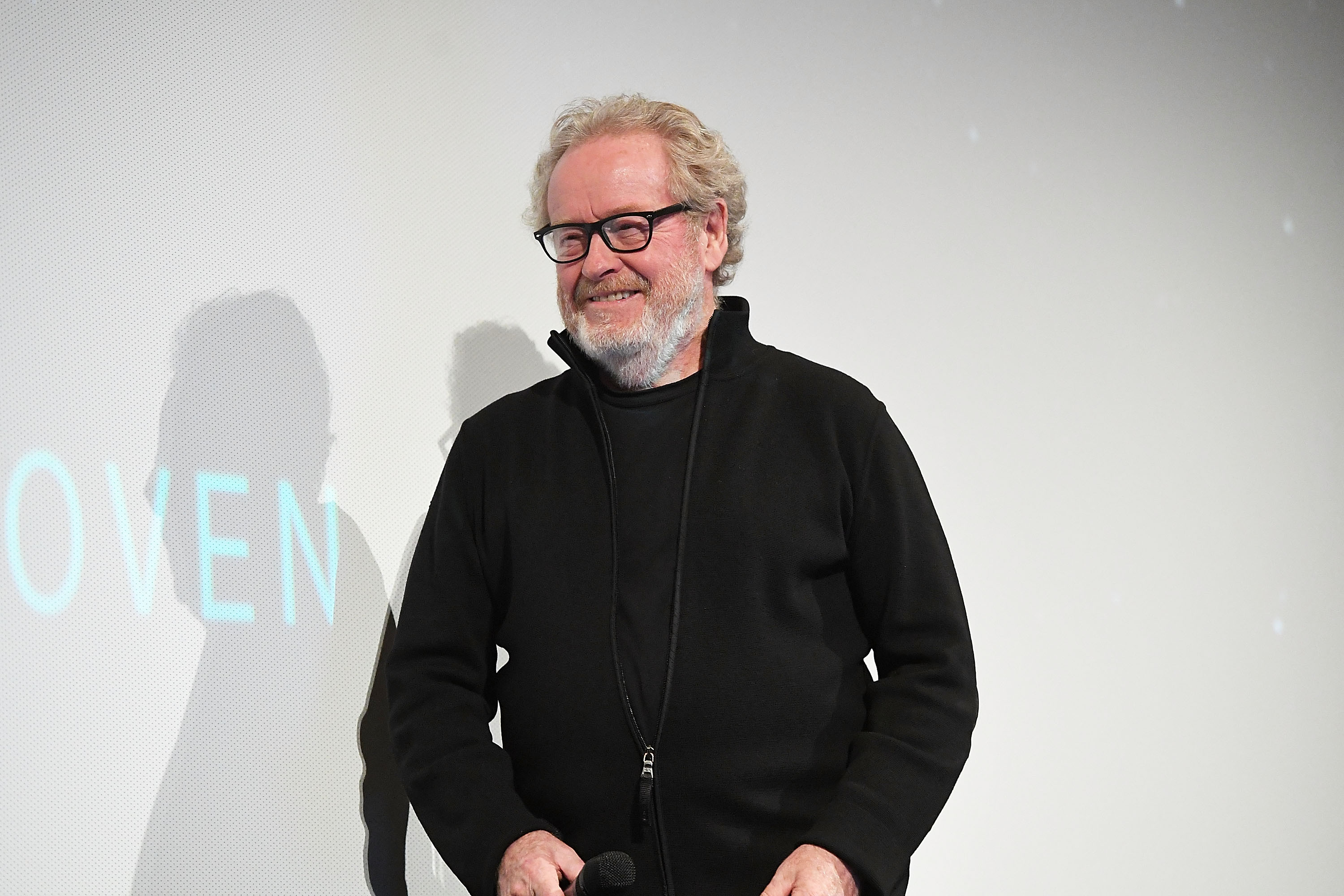 Director Sir Ridley Scott attends the 'Alien' premiere 2017 SXSW Conference and Festivals on March 10, 2017 in Austin, Texas.