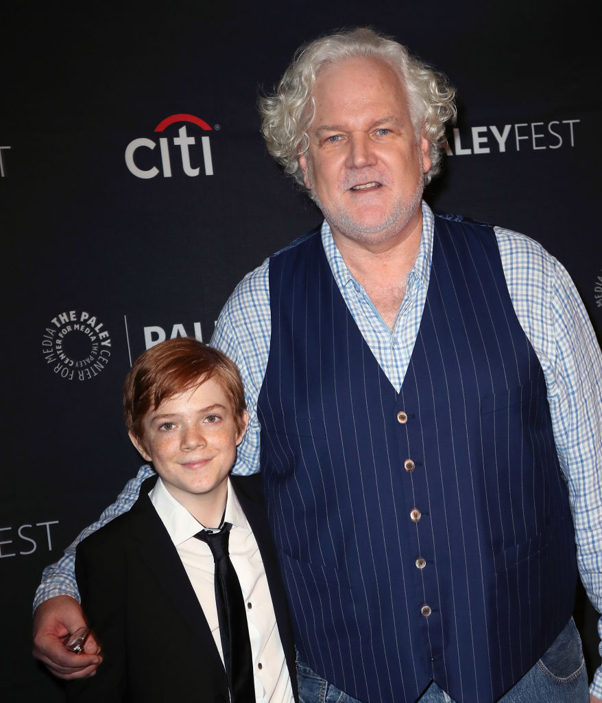 Jack Gore, who plays a young Tim Doyle on 'The Kids Are Alright' attend The Paley Center of Media's 2018 PaleyFest Fall TV Previews - ABC at The Paley Center for Media on September 8, 2018 in Beverly Hills, California. (Photo by David Livingston/Getty Images)