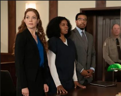 Rachelle Lefevre, Tyla Abercrumbie, and Russell Hornsby (Screenshot Fox)