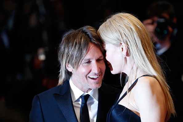 The song was inspired from a conversation Keith had with Kidman. (Getty Images)
