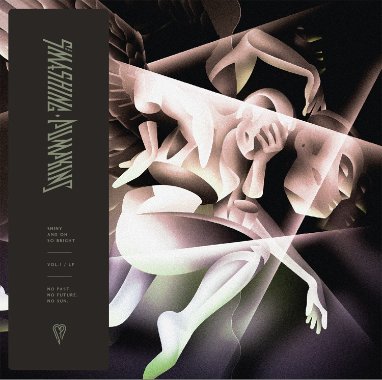 Album art for Smashing Pumpkins' Shiny And Oh So Bright, Vol. 1 / LP: No Past. No Future. No Sun.'